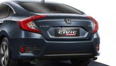 Daftar Harga All New Honda Civic Turbo: Sedan Penumpang Yang Benar-Benar Sporty