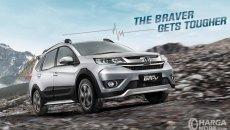 Daftar Harga Honda BR-V : Tampil Lebih Berani Dan Lebih Tegas