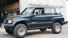 Review Suzuki Sidekick 1996: Pilihan Para Pecinta SUV di Tanah Air Di Masa Lalu
