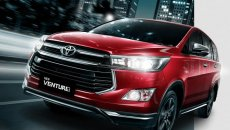 Daftar Harga Toyota Venturer April 2019: MPV Kelas Menengah Dengan Desain Menarik