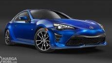 Daftar Harga Toyota 86 : Satu-satunya Sedan Sport Toyota Untuk Pasar Indonesia