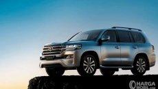 Daftar Harga Toyota Land Cruiser: Mobil SUV Dengan Harga Fantastis