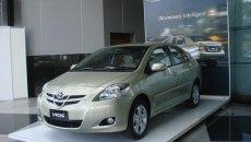 Review Toyota Vios 2007 : Generasi Kedua Toyota Vios, Fitur Keselamatan Meningkat Signifikan