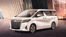 Daftar Harga Toyota Alphard 2019 : MPV Premium Terbaik Pilihan Eksekutif Papan Atas