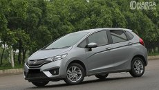 Daftar Harga Honda Jazz: Mobil Sporty Idaman Anak Muda
