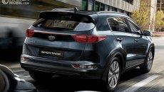 Daftar Harga KIA Sportage: Mobil SUV Dengan Ruang kabin Yang Lega