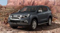 Daftar Harga Isuzu MU-X : SUV Modern Berpenampilan Atraktif