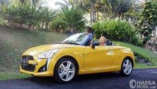 Harga Daihatsu Copen: Mobil Santai Beratap Terbuka, Siap Tebar Pesona