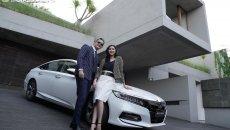 Daftar Harga Honda Accord: Tampang Baru, Mesin Baru, Teknologi Makin Terdepan