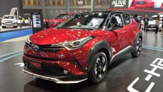 Daftar Harga Toyota C-HR 2019 : Compact SUV Berdesain Nyentrik
