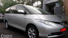 Review Toyota Previa 2006 : Mobil Minivan Dengan Fitur Mumpuni