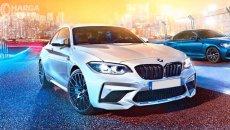 Daftar Harga BMW M2 Competition 2019 : Mesin Bertenaga Dengan Fitur Mumpuni