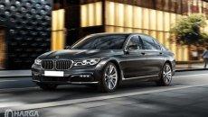 Daftar Harga BMW 7 Series : Mobil Sedan Mewah Banyak Pilihan Warna