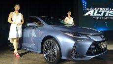 Daftar Harga All New Corolla Altis Hybrid 2019  :Sedan Hybrid Termurah di Indonesia