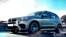 Daftar Harga BMW X5 M: Mobil SUV Premium Dengan Mesin Dan Fitur Mumpuni