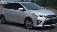Review Toyota Yaris G A/T 2014: Masih Mempertahankan Karakteristik Jiwa Muda