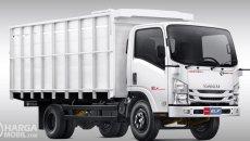 Review Isuzu NMR 71 HD 5.8 2016 : Mobil Truk Menengah Dengan Kaki-Kaki Yang Kokoh