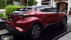 Perbedaan Toyota C-HR Hybrid Dan Konvensional Dari Segi Perawatan