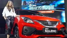 Review Suzuki New Baleno Hatchback 2019