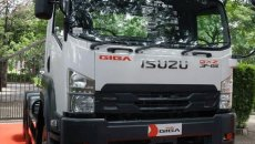Review New Isuzu Giga Tractor Head GXZ 60 K ABS 2019 : Truk Keren Siap Bantu Bisnis Anda