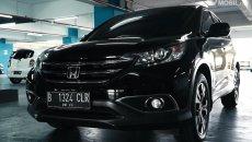Review Honda CR-V 2.4 Prestige 2013: Mobil SUV Fitur Mumpuni Dengan Kabin Lapang
