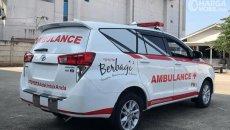 Beberapa Mobil Diubah Jadi Ambulans Untuk Bantu Tangani Wabah Covid-19