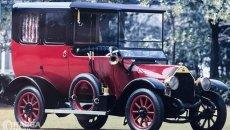 Mobil Pertama Mitsubishi, Produksinya Masih Pakai Palu Dan Pahat