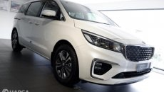 Review KIA Grand Sedona Diesel 2019: Kabin Lega Dengan Fitur Yang Lengkap