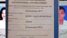 Mudah, Begini Cara Membuat SIM Internasional Dari Rumah