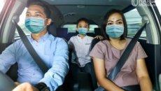 Mencegah Penularan Virus Lewat Udara Dengan Cara Sederhana Di Kabin Mobil