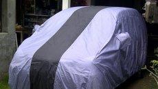 Parkir Di Luar Rumah, Perlukah Pakai Body Cover Mobil?