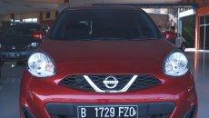 Review Nissan March 1.2 AT 2017: Mobil Kompak Cocok Untuk Perkotaan