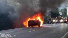 Perhatikan, Beberapa Cara Mencegah Mobil Terbakar