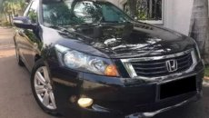 Review Honda Accord 3.5 V6 2008: Mobil Sedan Dengan Mesin Besar