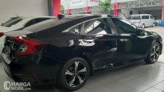 Spesifikasi Mobil Honda Civic Turbo 2016: Mobil Sedan Pertama Yang Menggunakan Mesin Turbo