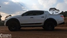 Spesifikasi Mobil Mitsubishi New Triton Athlete 2018 : Temani Kebutuhan Dan Hobi Berkendara