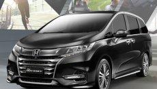 Sedikit Sejarah Honda Odyssey, Mobil Premium Yang Dulunya Belum Ada Pintu Geser