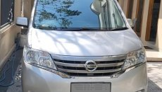 Spesifikasi Mobil Nissan Serena X 2013 : MPV Nyaman Interior Menyenangkan