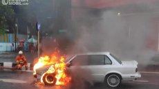 Beberapa Penyebab Mobil Terbakar Karena Pemilik Kurang Teliti