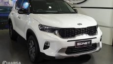 Spesifikasi KIA Sonet Smart MT 2021 : SUV Compact Bertenaga & Hemat BBM