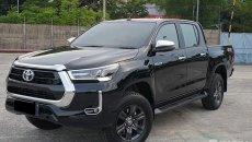 Spesifikasi Toyota Hilux D Cab V 2020 : Tampilan Mewah Dan Hemat BBM