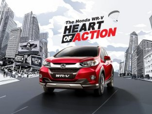 Preview Honda WRV 2019: Direncanakan Hadir Mengikuti Kesuksesannya Di India