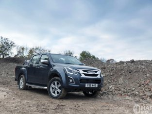 Review Isuzu D-Max 2019