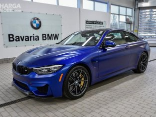 Review New BMW M4 CS RWD Coupé 2019 : Sedan Sport Berperforma Tinggi dan Berkelas