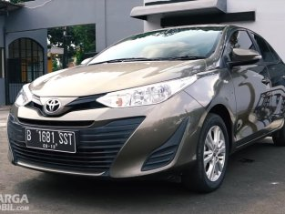 Review Toyota Vios 1.5 E CVT 2019 : Sedan Cantik, Harga Paling Terjangkau
