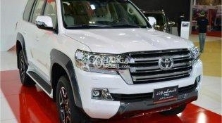 Review Toyota Land Cruiser 2017,  Spesifikasi, Harga dan Gambar Lengkap