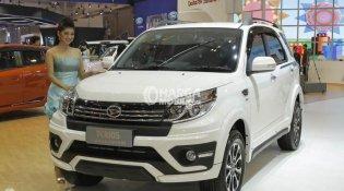Review Daihatsu Terios 2017, Spesifikasi, Harga dan Gambar Lengkap