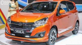 Harga Daihatsu Ayla 2017, Spesifikasi Dan Review Lengkap