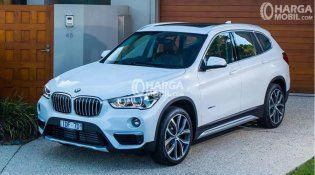 Review BMW X1 2015, Mobil SUV Entry Class Dari BMW
