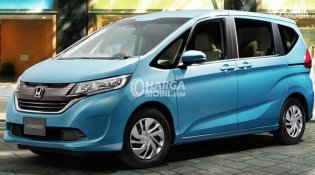 Review Honda Freed 2016
